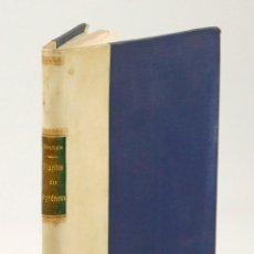Libros antiguos: CATALOGUE DES PLANTES INDIGÈNES DES PYRÉNÉES ET DU BAS LANGUEDOC, GEORGE BENTHAM, 1826, PARIS.. Lote 176901932