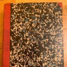 Libros antiguos: L- ARBORICULTURA Ó SEA, CULTIVO DE ÁRBOLES Y ARBUSTOS, TOMO I Y II. Lote 177515948