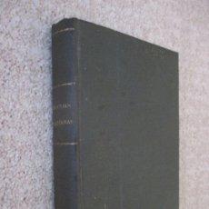 Libros antiguos: CACERÍAS SIBERIANAS E INDOSTÁNICAS, POR WENCESLAO ESTREMERA, 1931, CAZA. Lote 177596078