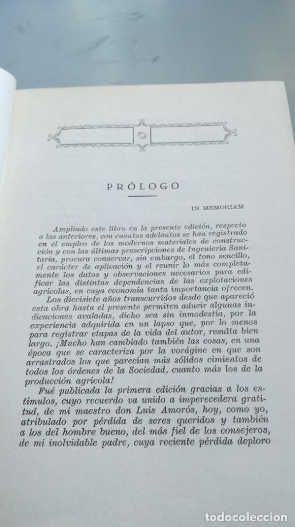 Libros antiguos: CONSTRUCCIONES AGRICOLAS - JOSE Mª DE SOROA Y PINEDA - 1930 RUIZ HERMANO EDITORES/ CO 31 - Foto 9 - 177626309
