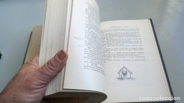 Libros antiguos: CONSTRUCCIONES AGRICOLAS - JOSE Mª DE SOROA Y PINEDA - 1930 RUIZ HERMANO EDITORES/ CO 31 - Foto 17 - 177626309