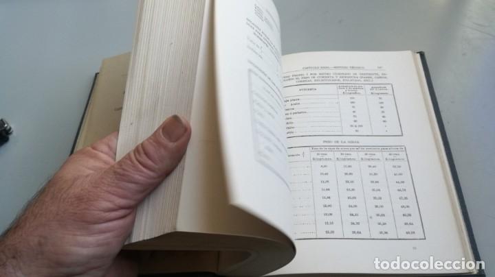 Libros antiguos: CONSTRUCCIONES AGRICOLAS - JOSE Mª DE SOROA Y PINEDA - 1930 RUIZ HERMANO EDITORES/ CO 31 - Foto 18 - 177626309