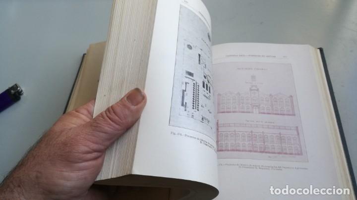 Libros antiguos: CONSTRUCCIONES AGRICOLAS - JOSE Mª DE SOROA Y PINEDA - 1930 RUIZ HERMANO EDITORES/ CO 31 - Foto 20 - 177626309