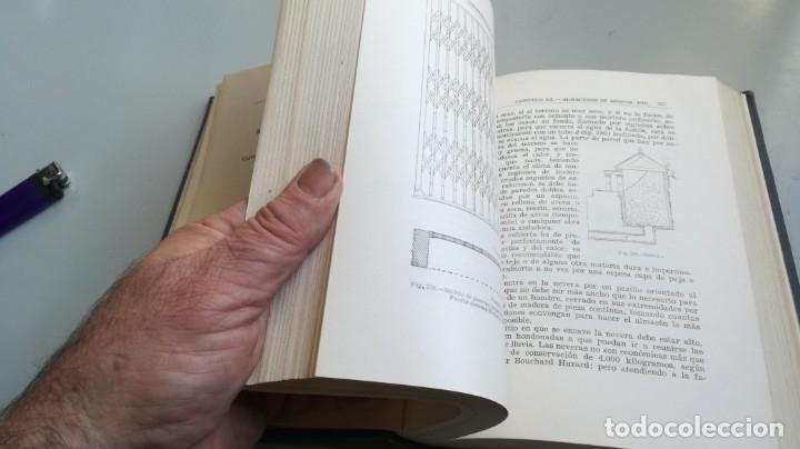 Libros antiguos: CONSTRUCCIONES AGRICOLAS - JOSE Mª DE SOROA Y PINEDA - 1930 RUIZ HERMANO EDITORES/ CO 31 - Foto 25 - 177626309
