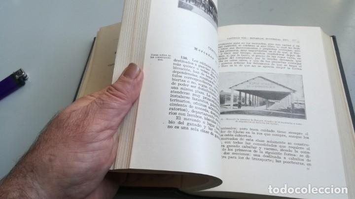Libros antiguos: CONSTRUCCIONES AGRICOLAS - JOSE Mª DE SOROA Y PINEDA - 1930 RUIZ HERMANO EDITORES/ CO 31 - Foto 28 - 177626309
