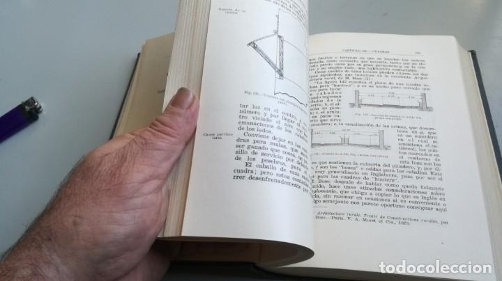 Libros antiguos: CONSTRUCCIONES AGRICOLAS - JOSE Mª DE SOROA Y PINEDA - 1930 RUIZ HERMANO EDITORES/ CO 31 - Foto 29 - 177626309