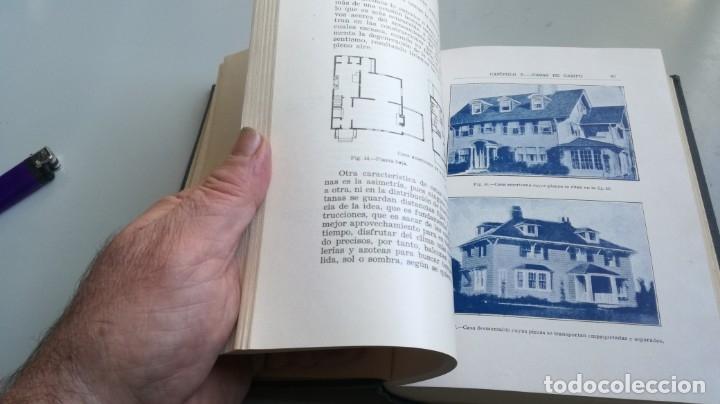 Libros antiguos: CONSTRUCCIONES AGRICOLAS - JOSE Mª DE SOROA Y PINEDA - 1930 RUIZ HERMANO EDITORES/ CO 31 - Foto 31 - 177626309