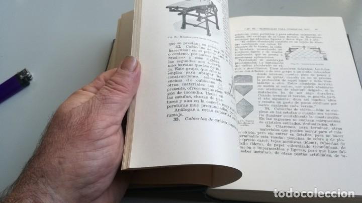 Libros antiguos: CONSTRUCCIONES AGRICOLAS - JOSE Mª DE SOROA Y PINEDA - 1930 RUIZ HERMANO EDITORES/ CO 31 - Foto 33 - 177626309