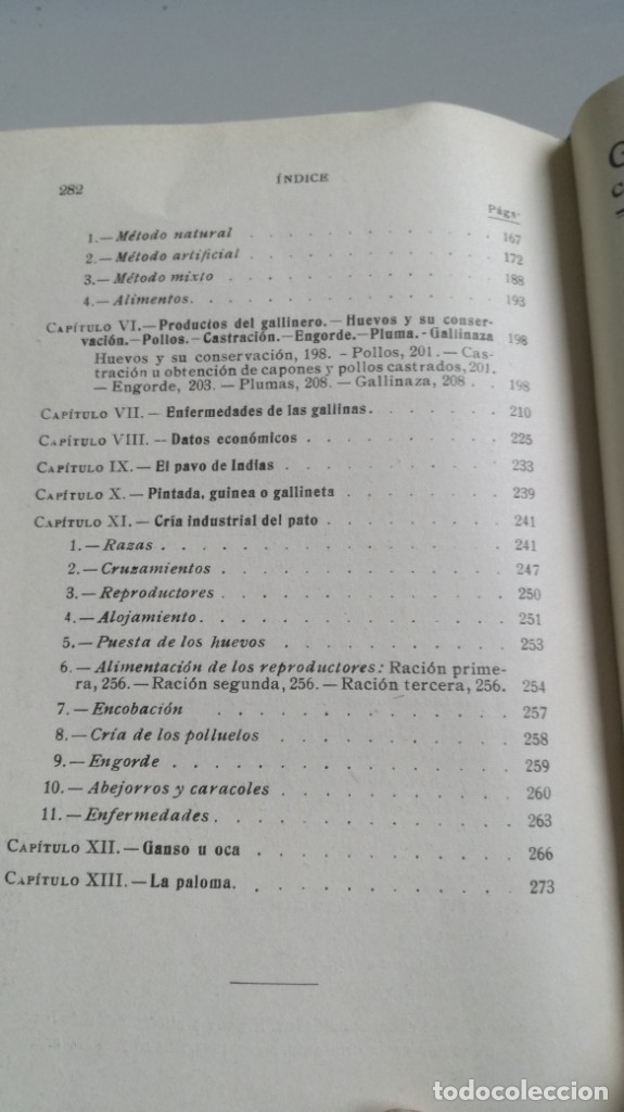 Libros antiguos: AVICULTURA - J TREVISANI - GUSTAVO GILI 1931 - VERSION ARTURO CABALLERO/ CO 31 - Foto 9 - 177626344