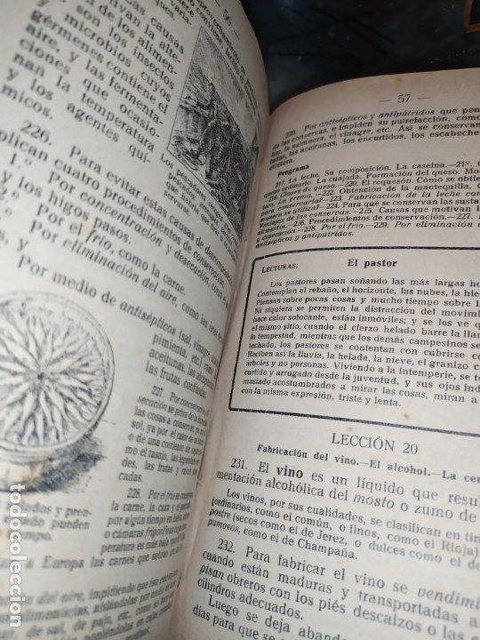 Libros antiguos: M.PORCEL Y RIERA GRADO SUPERIOR CURSO METODO CICLICO EN LA ENSEÑANZA PRIMARIA ARITMÉTICA 1904 UNICO - Foto 9 - 177969333