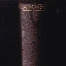 Libros antiguos: FÉLIX ALONSO MISOL: GEOMETRÍA DESCRIPTIVA. TEORÍA DE SOMBRAS Y PERSPECTIVA. 1911. SELLOS. Lote 179152761