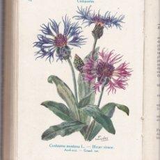 Libros antiguos: LES FLEURS DU JARDINS DE A. GUILLAUMIN. TOME 1. . Lote 179320480