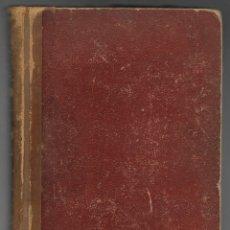 Libros antiguos: ANTIGUO LIBRO MANUSCRITO DE FISICA CON FORMULAS Y DIBUJOS.. Lote 180080965