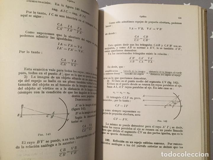 Libros antiguos: ELEMENTOS DE FISICA MATEMATICA, R.Gotze, Editorial Labor 1936 - Foto 2 - 180429585