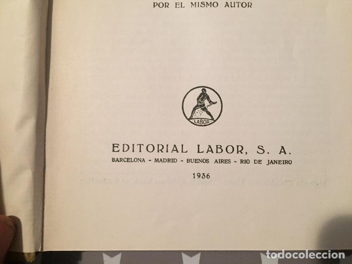 Libros antiguos: ELEMENTOS DE FISICA MATEMATICA, R.Gotze, Editorial Labor 1936 - Foto 3 - 180429585