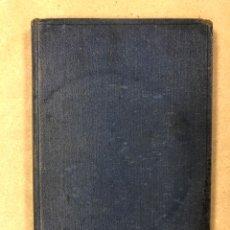 Libros antiguos: ELEMENTOS DE GEOMETRÍA POR ADORACIÓN RUIZ TAPIADOR. F. SERRANO IMPRESOR 1933. Lote 181408155