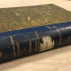 Libros antiguos: LOTE DE 6 LIBROS DE BOTÁNICA DE D. FRANCISCO HERRER Y MUÑOZ. EDITADOS A FINALES DEL XIX PRINCIPIO XX. Lote 181513605