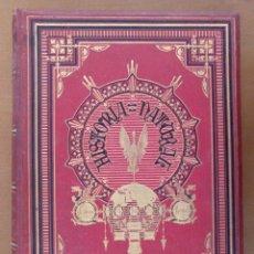 Libros antiguos: HISTORIA NATURAL TOMO IV - AVES JUAN VILANOVA Y PIERA DE MONTANER Y SIMÓN, EDITORES BARCELONA 1874. Lote 181584847