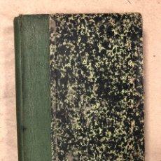 Libros antiguos: AGRICULTURA ELEMENTAL ESPAÑOLA. J. DANTÍN CERECEDA. 1923 (MADRID). CON GRABADOS.. Lote 181602956