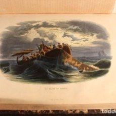Libros antiguos: LACÉPÈDE - HISTOIRE NATURELLE. Lote 182032181