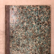 Libros antiguos: PROGRAMA Y RESUMEN DE LAS LECCIONES DE GEOMETRÍA ANALÍTICA. IGNACIO SÁNCHEZ SOLÍS. 1878. Lote 182235046