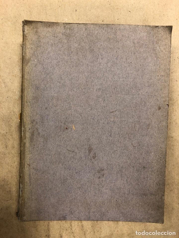 Libros antiguos: RESUMEN DE LAS LECCIONES DE ANÁLISIS MATEMÁTICO (CURSO 1893-1894). D. MIGUEL MORZAL BERTOMEN - Foto 2 - 182235415