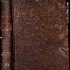 Libros antiguos: VALLEJO : COMPENDIO DE MATEMÁTICAS PURAS Y MIXTAS TOMO II (VALENCIA, 1819). Lote 182625620