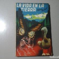 Libros antiguos: ELÍSEO RECLÚS. LA VIDA EN LA TIERRA. ESTUDIOS 1937. FOTOMONTAJE DE MONLEÓN. VANGUARDIAS. RARO.. Lote 182700441