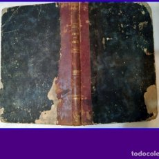 Libros antiguos: AÑO 1868: MADRID. ELEMENTOS DE MATEMÁTICAS Y GEOMETRÍA DEL ESPACIO. EN ESPAÑOL. SIGLO XIX.. Lote 182782897