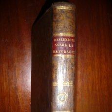 Libros antiguos: REFLEXIONES SOBRE LA NATURALEZA C. STURM 1806 MADRID TOMO 2 MARZO Y ABRIL 3ª IMPRESION . Lote 183305235