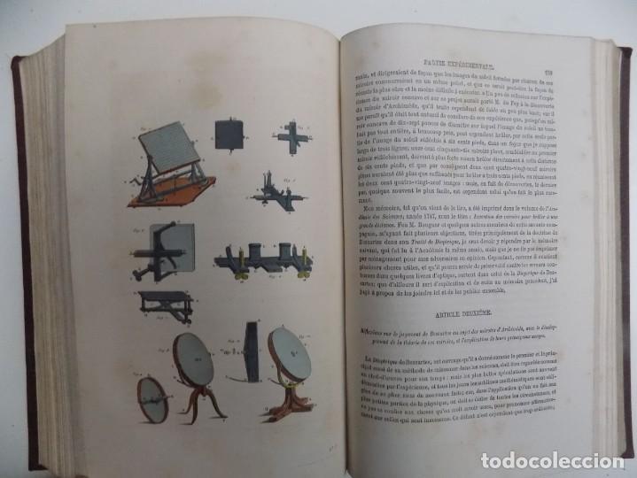 Libros antiguos: LIBRERIA GHOTICA. EXCEPCIONAL OBRA FRANCESA DE BUFFON.1852. OBRA COMPLETA 9 VOLUMENES FOLIO.GRABADOS - Foto 6 - 183743393
