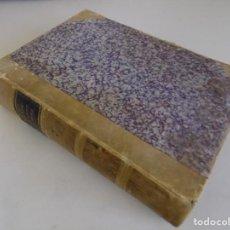 Libros antiguos: LIBRERIA GHOTICA. RARO LIBRO DE FLAMMARION. LE MONDE AVANT LA CREATION DE L ´HOMME.1886.DINOSAURIOS.. Lote 183797745