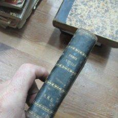 Libros antiguos: ELEMENTOS DE GEOMETRÍA PLANA, D. IGNACIO CASTAÑERA Y GONZÁLEZ. (1882). B-163. Lote 184515845