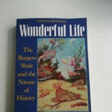 Libros antiguos: WONDWERFUL LIFE. Lote 184534853
