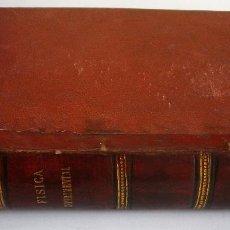 Libros antiguos: FÍSICA EXPERIMENTAL SIGLO XIX. Lote 184684980