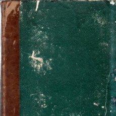 Libros antiguos: HISTORIA NATURAL. LOS TRES REINOS DE LA NATURALEZA. BUFFON. D. JOSE MONLAU. TOMO V. ZOOLOGIA. 1855.. Lote 184703151