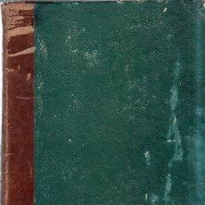 Libros antiguos: HISTORIA NATURAL. LOS TRES REINOS DE LA NATURALEZA. BUFFON. D.JOSE MONLAU. TOMO VII. ZOOLOGIA. 1857.. Lote 184703370