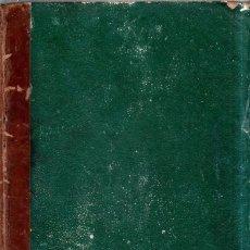 Libros antiguos: HISTORIA NATURAL. LOS TRES REINOS DE LA NATURALEZA. BUFFON. D.JOSE MONLAU. TOMO VI. ZOOLOGIA. 1856.. Lote 184703487