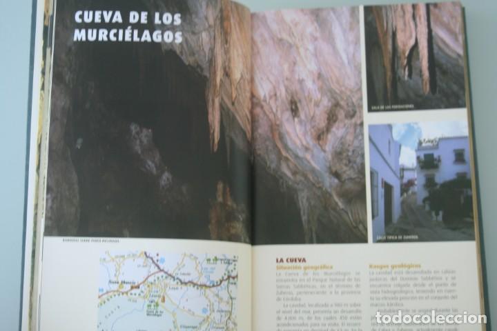 Libros antiguos: GUIA CUEVAS TURISTICAS DE ESPAÑA Y ENTORNOS NATURALES.. – INSTITUTO GEOLOGICO Y MINERO - A ESTRENAR - Foto 3 - 185911555
