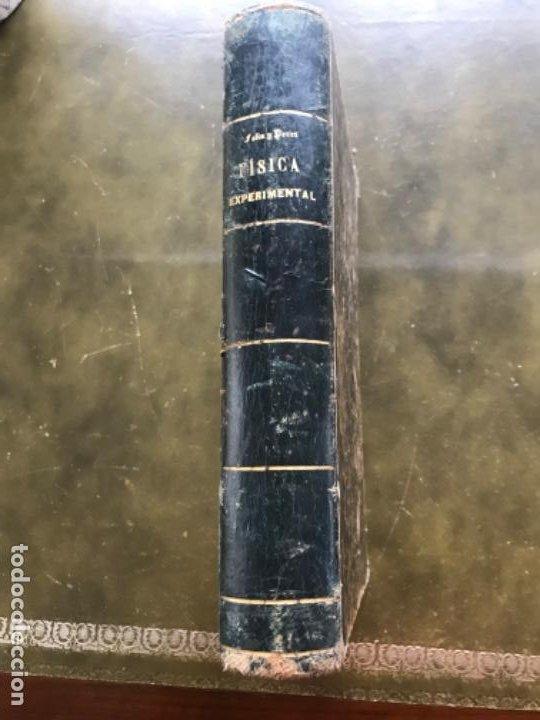 FISICA EXPERIMENTAL Y APLICADA BARTOLOMÉ FELIÚ Y PEREZ 1890 (Libros Antiguos, Raros y Curiosos - Ciencias, Manuales y Oficios - Física, Química y Matemáticas)