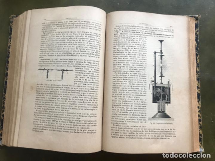Libros antiguos: Fisica experimental y aplicada Bartolomé Feliú y Perez 1890 - Foto 5 - 185975482