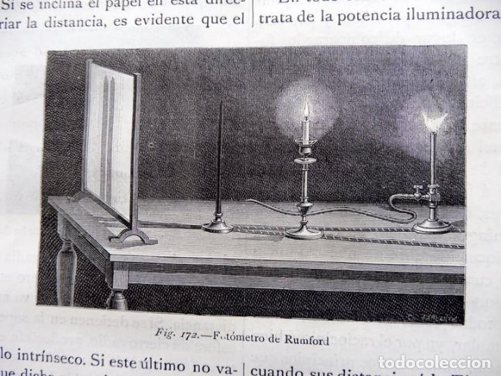 Libros antiguos: MUNDO FÍSICO POR AMADEO GUILLEMIN - 1883 - TOMO SEGUNDO - Foto 11 - 186298933