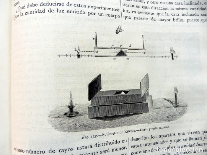 Libros antiguos: MUNDO FÍSICO POR AMADEO GUILLEMIN - 1883 - TOMO SEGUNDO - Foto 12 - 186298933