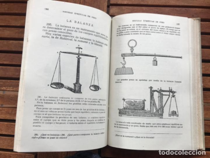 Libros antiguos: Tratado de Aritmética 2º grado. Ed Bruño 1942 - Foto 6 - 186403028