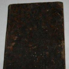 Libros antiguos: BELLEZAS ESCOGIDAS DE LAS REFLEXIONES DE STURM, HISTORIA NATURAL, W. JONES 1839, LIBRO ANTIGUO. Lote 187523063