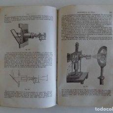 Libros antiguos: LIBRERIA GHOTICA. A. GANOT. TRATADO DE FÍSICA EXPERIMENTAL Y APLICADA.1876. 935 GRABADOS AL ACERO. Lote 187632032