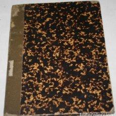 Libros antiguos: GRAMATICA CONTESTACIONES AL PROGRAMA ESCUELA DE ZARAGOZA, MIGUEL MADROÑERO 1891 , LIBRO. Lote 188702131