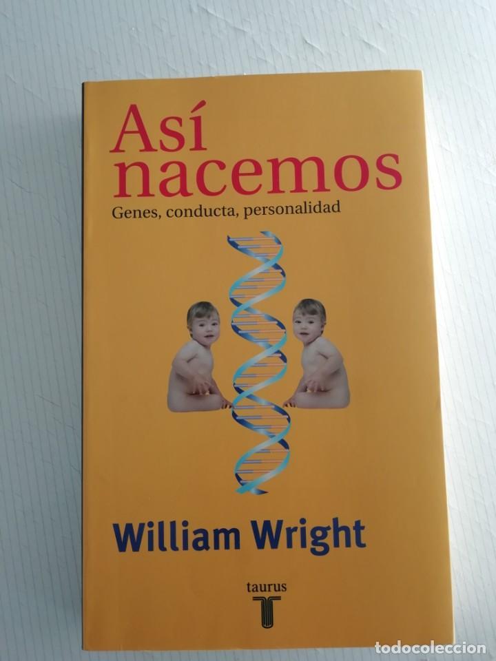 ASÍ NACEMOS (Libros Antiguos, Raros y Curiosos - Ciencias, Manuales y Oficios - Bilogía y Botánica)
