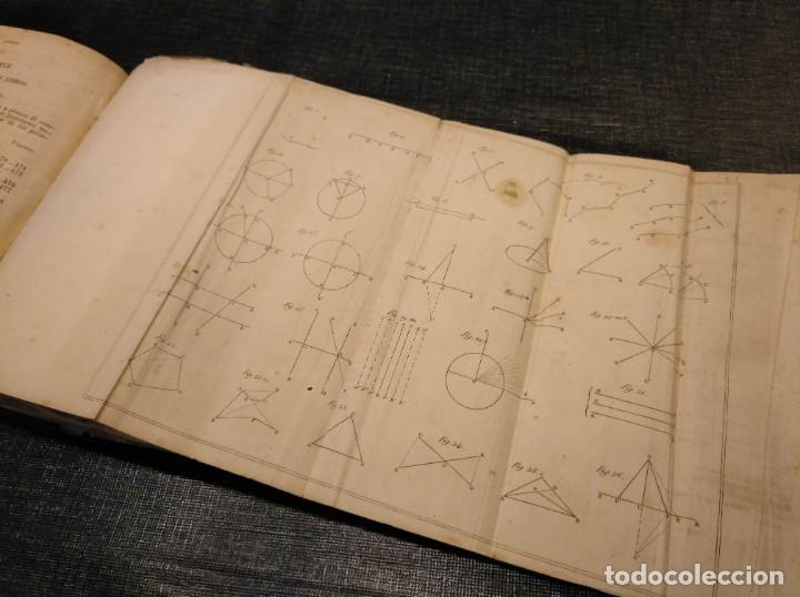 Libros antiguos: CURSO DE GEOMETRÍA ELEMENTAL (1862) - J. H. VINCENT - CON 22 LÁMINAS DESPLEGABLES - Foto 10 - 190166302