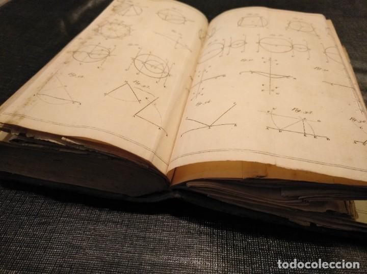 Libros antiguos: CURSO DE GEOMETRÍA ELEMENTAL (1862) - J. H. VINCENT - CON 22 LÁMINAS DESPLEGABLES - Foto 11 - 190166302